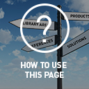How to use this page
